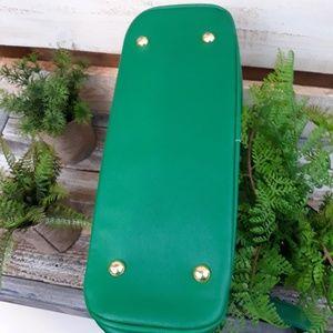 JOY IMAN Bags - JOY IMAN GREEN SHOULDER BAG